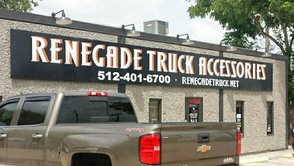 Renegade Truck Accessories